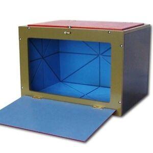 Professional Rabbit Mirror Box - Stage, Platform or Stand-up Magic Illusion!