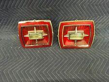66 Ford Galaxie Galaxie 500 Original Tail Lights 4