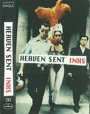INXS Heaven Sent CASSETTE SINGLE Mercury INXMC 19 Pop Rock Synth-pop 1992