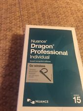 Nuance K809A-GN9-15.0 Dragon Professional Individual Version 15