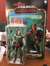 Star Wars Black Series The Mandalorian Credit Collection Cara Dune Hasbro Disney