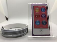 Apple iPod nano 7. Generation Violett (16GB) Purple NEU NEW 7G RAR Collectors