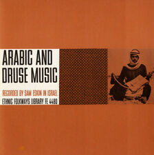Various Artists - Arabic & Druse Music / Various [New CD]
