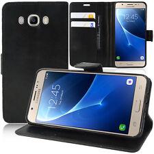 "Etui Coque Housse Portefeuille Video NOIR Samsung Galaxy On8 SM-J710FN/DF 5.5"""