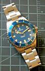 Steinhart Ocean39 Marine Blue Vintage Style Dive Watch