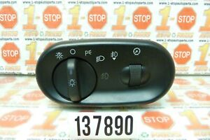 03 04 05 06 FORD EXPEDITION DIMMER FOG LIGHT HEADLIGHT LAMP SWITCH 2L1T-11654-CD