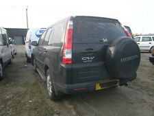HONDA CRV CR-V SPARE WHEEL COVER BREAKING SPARES PARTS SALVAGE BUMPER DOOR SPORT