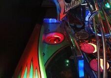 MONSTER BASH Pinball Saucer Scoop Light Mod