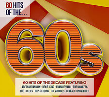 60 Hits of The 60s Various Artists 0190295899899