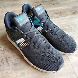 New Balance Men's Size 11.5 Lifestyle X-90 Sneaker Shoes MSX90-PLD Black Teal