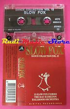 MC RAY HAMILTON BALLROOM SLOW FOX Dance collection 12 holland no cd lp dvd vhs