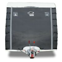 Caravan Front Towing Cover Protector Universal Rhino Guard - Charcoal Grey