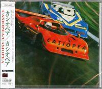 CASIOPEA-S/T-JAPAN CD F00