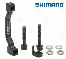 Shimano Brake Adapter - 180mm Post Mount to 203mm Rotor, Front, SM-MA-F203P/PM