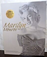 Marilyn Monroe Book DVD Chronicling Her Life 50th Anniversary Edition 2012