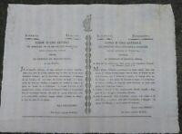 1796 IL MANIFESTO DELLA BATTAGLIA DI ARCOLE E PRESA DI VERONA GENERALE MESSENA