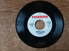 1980 PROMO EXCELLENT+Johnny Cash  ‎– Cold Lonesome Morning 1-11340 45