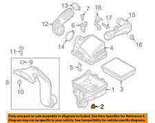 MAZDA OEM 14-15 3 Air Cleaner Intake-Air Cleaner Body Insulator PE0113363