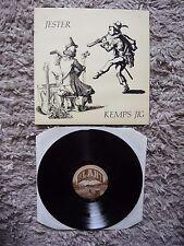 Jester Kemp's Jig UK 1980 Plant Life Vinyl Folk LP 1st Pressing A1/B1 Matrix