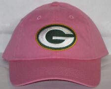 Green Bay Packers Ladies Garment Washed Cap ~Hat ~NFL PATCH/LOGO ~5 Colors  ~NEW