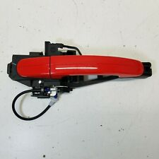 2016 2017 2018 FORD FOCUS RS EXTERIOR REAR LEFT RACE RED DOOR HANDLE BASE OEM