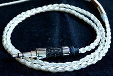 Shure, MMCX, Westone, CM, UE, Audio Technica IM earphone cable