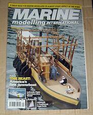 model boats Marine Modelling International September 2013
