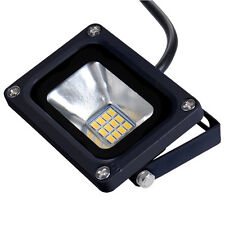 12V DC Waterproof IP65 10 Watt Outdoor LED Flood Light LED Garden Light Lamp