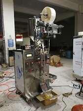 0-50ml Back Seal Liquid Pesticides Packing Machin/Condiment Sauce Sachet Machine