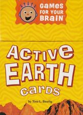 Games for the Brain Card deck NEW Instructions 60 color cards Tina Seelig
