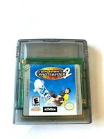 Tony Hawk's Pro Skater 2 NINTENDO GAMEBOY COLOR GAME Tested + WORKING!