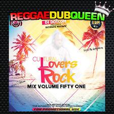 DJ Dotcom - Cultural Lovers Rock 51 Mixtape. Reggae Mix CD. March 2018
