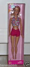 NEW Barbie Beach Fun Doll 2002 B4147