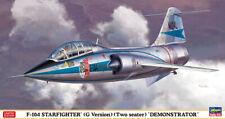 """Hasegawa 07459 - 1/48 TF-104G Starfighter """"Demonstrator"""" - Neu"""