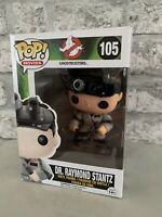 Funko Pop Vinyl Ghostbusters Ray Stanz #105 vaulted rare