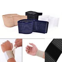 Sports Wristband Wrist Brace Support Gym Weight Lifting Strap Bandage Wrap JH