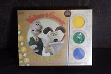 Wallace And Gromit Cracking Contraptions Game - Dough Moulding Family Game - NEW