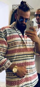 Retro Baumwoll Hemd