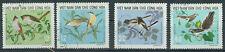 Vietnam Briefmarken 1973 Vögel Mi.Nr.735-738