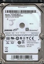 Samsung ST500LM012 HN-M500MBB/EX1 P/N: C8472-G12A-A0U70 Seagate
