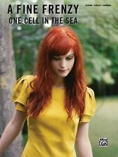 NEW - A Fine Frenzy: One Cell In The Sea Piano/Vocal/Chords