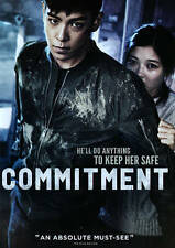 Commitment (2013) -Hong Kong Kung Fu Martial Arts Action movie Dvd - New Dvd