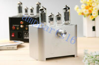 1pc Vacuum Small Mini Tube AMP Single Ended HIFI Audio Amplifier 6J1 Valve