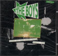 The Boys(CD Album)Live At The Roxy Club April 77-Receiver-RRCD 135-UK-1-New