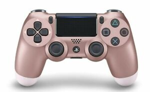 Sony DualShock 4 Wireless Controller for PlayStation 4 (PS4) - Rose Gold