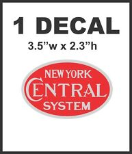 New York Central System Railroad Rail Road Decal Lionel Train HO Scale
