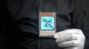 Yu-Gi-Oh! Legacy of the Duelist Link Evolution Micro Coder - 'The Masked Man'