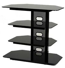 "TransDeco Audio Video Stand 32"" LED LCD TV Stand - NEW"