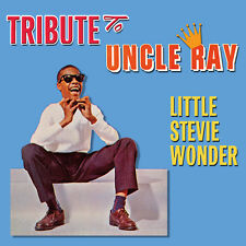 CD Little Stevie Wonder : Tribute to Uncle Ray (Version Stéréo et Mono)
