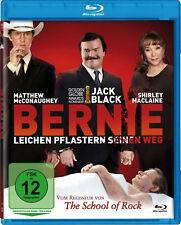 Preisalarm! BERNIE - Leichen pflastern seinen Weg (Jack Black) BLU RAY * NEU/OVP